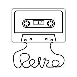 Rembobiner une cassette au stylo bille
