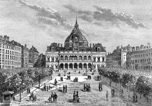 Fig. D. Mairie de St-Etienne