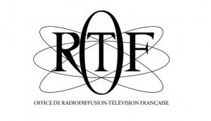 Fig 1. Logotype Office de Radiodiffusion.