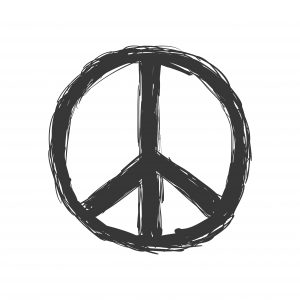 Fig. A. Peace and Love. 1968.
