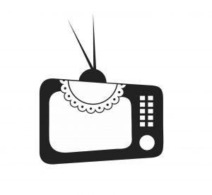 Le napperon de télévision