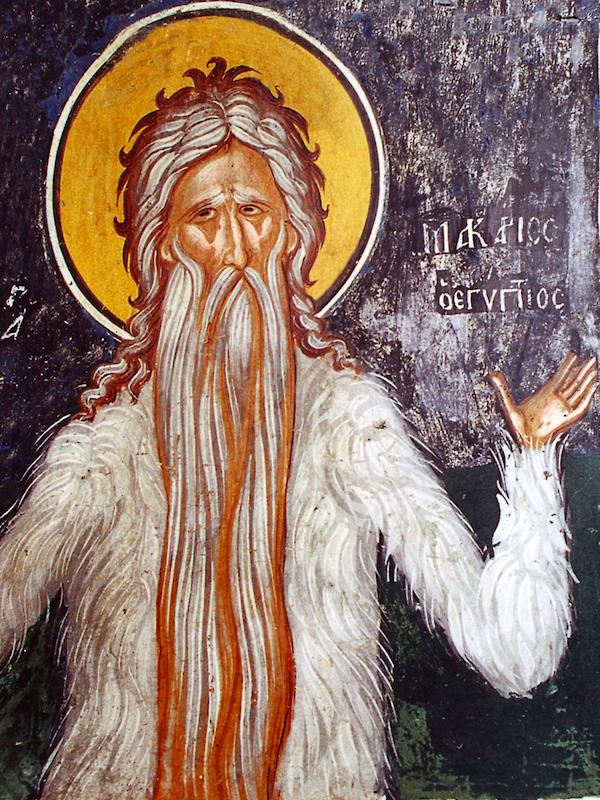 Avoir des scrupules de saint Macaire [avwar dé skrypyl de sê makèr]